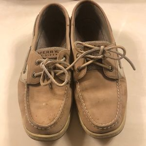 Sperry top-spider shoes
